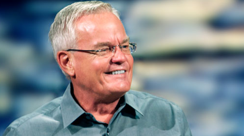 Bill Hybels- Church Unique Snapshot