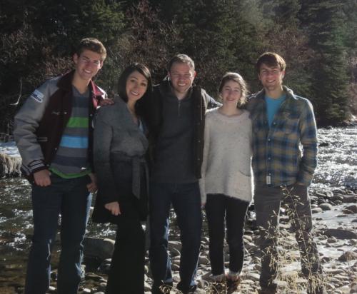 Mancini family pic