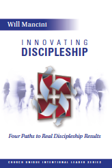 Innovating Discipleship Cover