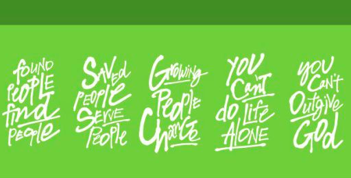 NewSpring Church Core Values