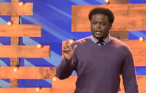Derwin Grey on Church on Church Vision Casting