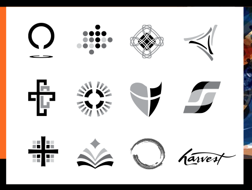 Auxano 12 Church Logos