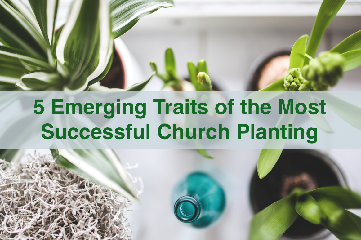 Emerging Trends in Church Planting