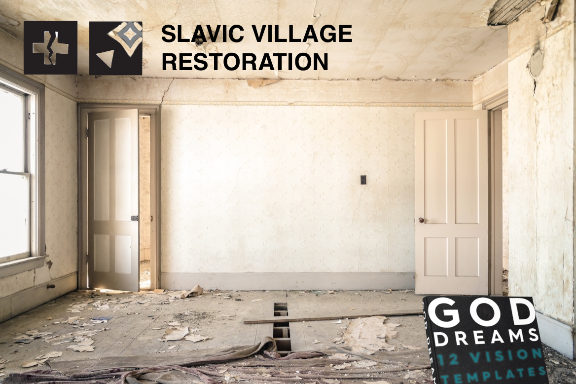 Vivid church Vision Slavic Village Restoration