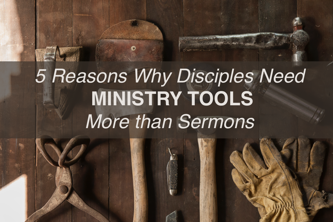 Will Mancini on Ministry Tools