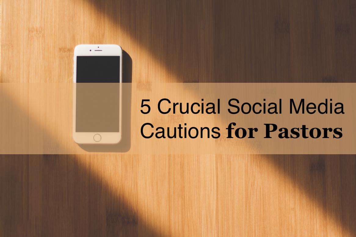 social media pastors