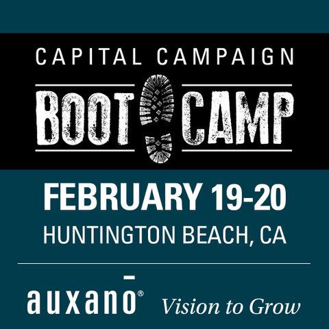 Capital Campaign Boot Camp Huntington Beach